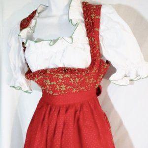 NWT NEW ORIGINAL LANZ AUSTRIA Dress Costume